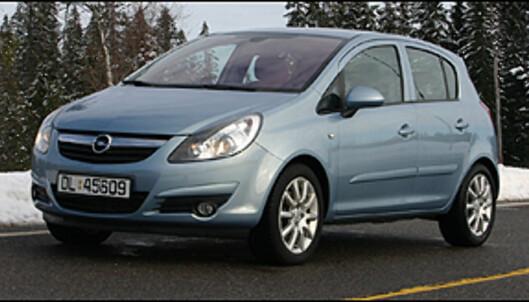 TEST: Opel Corsa 1,3 CDTI - sterk utfordrer