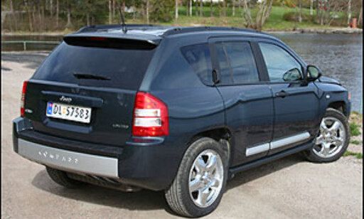 image: TEST: Jeep Compass CRD