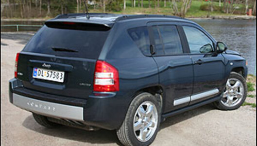 TEST: Jeep Compass CRD