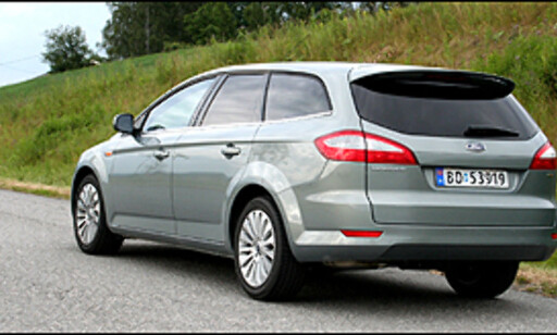 TEST: Ford Mondeo - en ny referanse