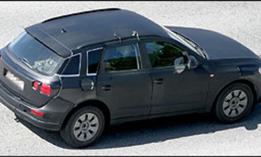 image: Audi Q5 nærmer seg