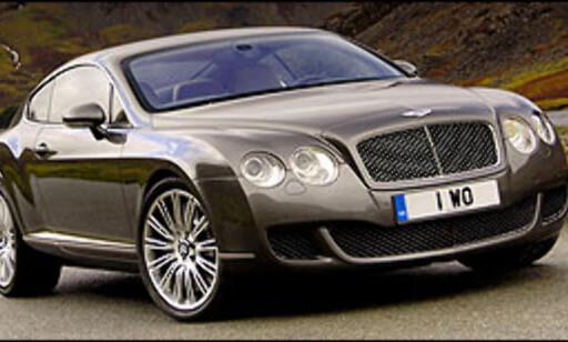 image: Bentleys raskeste noensinne
