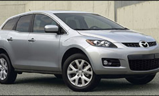 image: Mazdas nye SUV priset