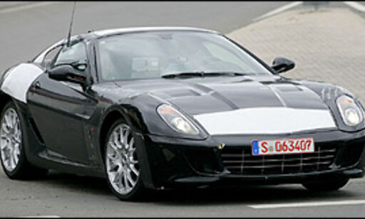 image: Ferrari med ny innstegsmodell?