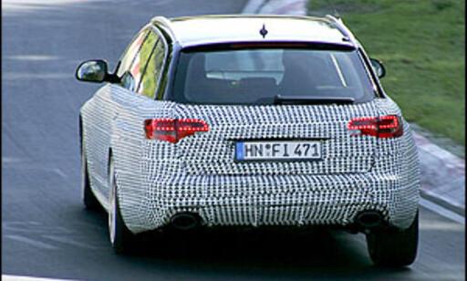 image: Flere bilder av Audi RS6