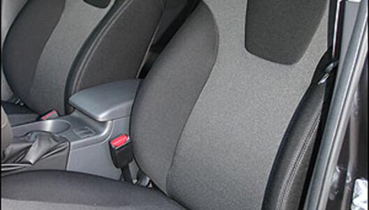 Helt ny Subaru Impreza prøvekjørt