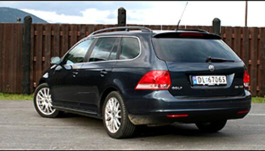 TEST: VW Golf stasjonsvogn