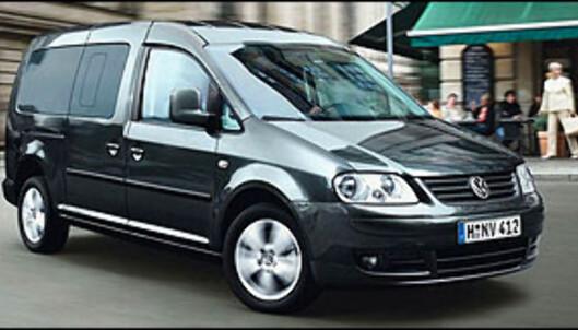 Stor og rimelig fra Volkswagen