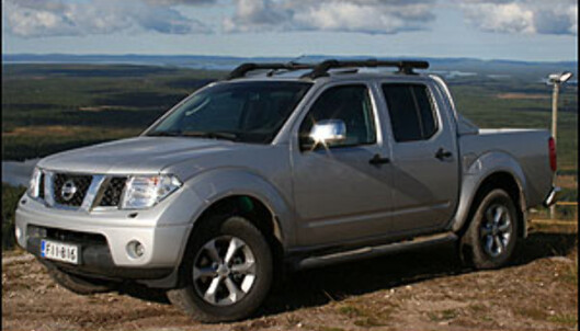 Nissan 4X4 for 2008