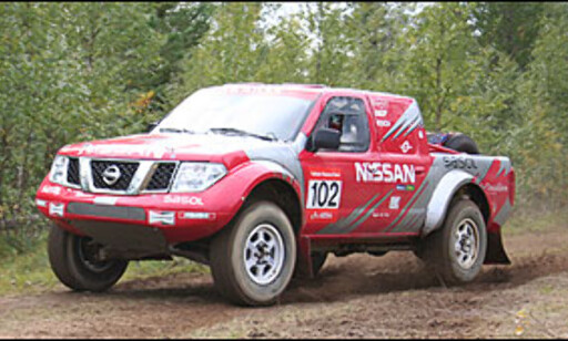 image: Nissan 4X4 for 2008