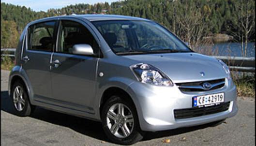 Ny småbil fra Subaru