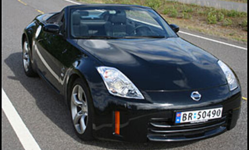 TEST: Nissan 350Z Roadster