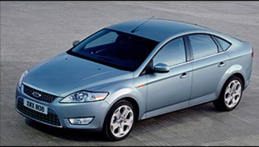 Ford Mondeo var mest populær blant våre lesere