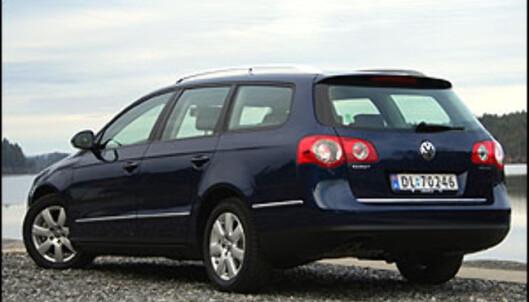 TEST: Volkswagen Passat BlueMotion