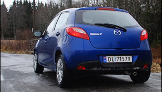 TEST: Sporty nykommer fra Mazda