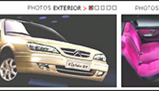 Citroën Elysee