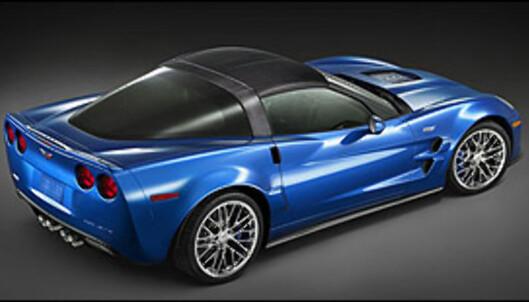 Super-Corvetten offisiell