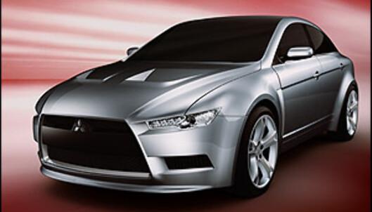 Mange av trekkene på kommende Sportback blir hentet fra denne konseptbilen