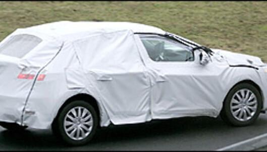 Ny Renault Megane på vei