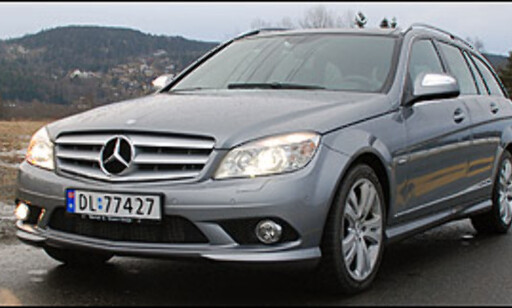 TEST: Mercedes C-klasse