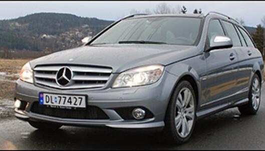 TEST: Mercedes C-klasse