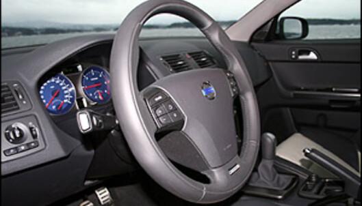 TEST: Den ansiktsløftede Volvo V50