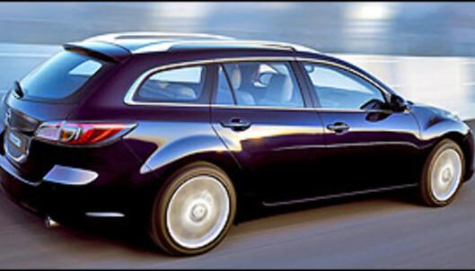 Prisgunstig Mazda 6