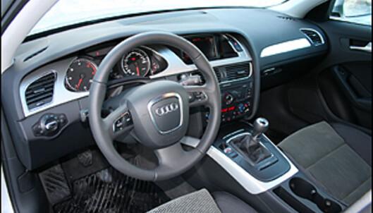 TEST: Audi A4 2.0 TDI