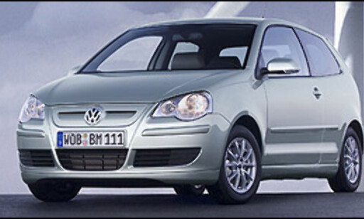 99 GRAM: Volkswagen Polo 1.4 TDI BlueMotion