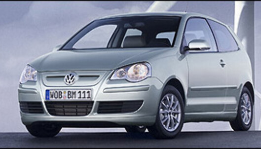 <strong>99 GRAM:</strong> Volkswagen Polo 1.4 TDI BlueMotion