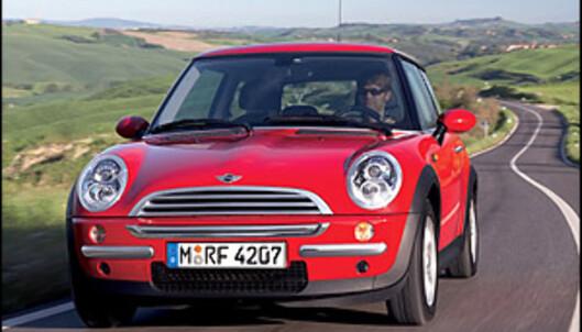 104 GRAM: Mini Cooper D