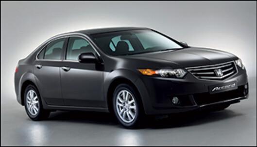 Her er nye Honda Accord
