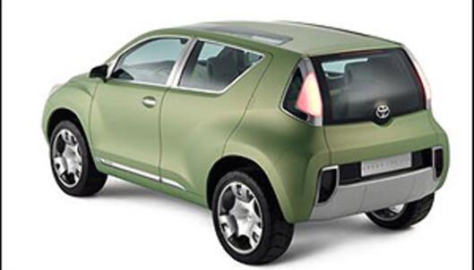 Ny og billig SUV fra Toyota