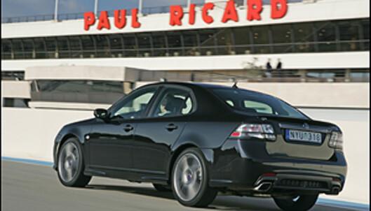 Saab XWD prøvekjørt