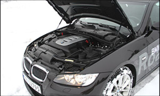 image: TEST: BMW 335dA Coupé