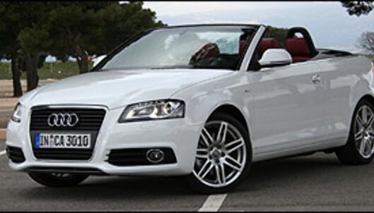Audi A3 Cabriolet priset