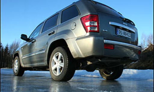 TEST: Jeep Grand Cherokee Overland