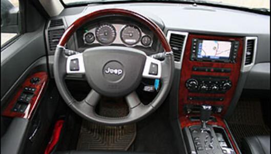 TEST: Jeep Grand Cherokee Overland