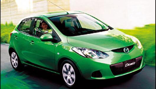 VINNEREN: Mazda 2