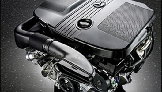 Mercedes med nye dieselmotorer