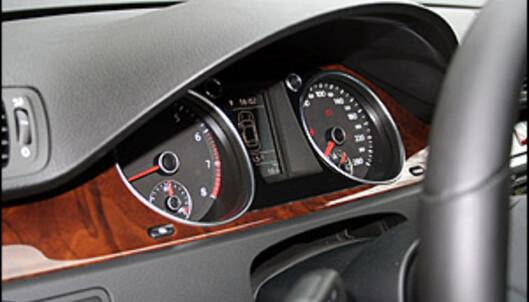 PRØVEKJØRT: Ny og spennende VW Passat