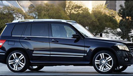 Alt om Mercedes GLK