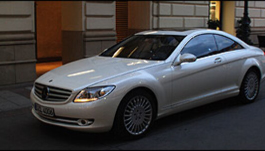 CL 500 4Matic