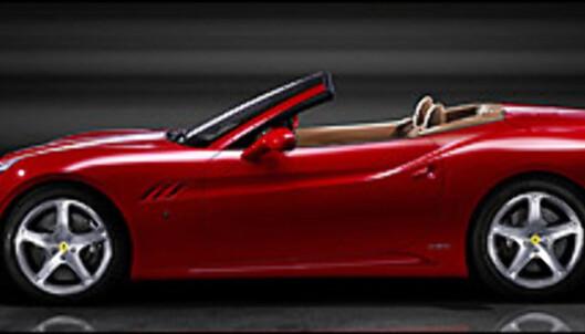 Ferrari med ny drømmebil