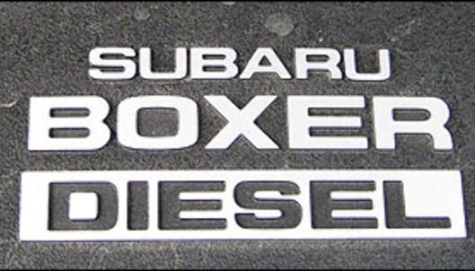 TEST: Subaru Legacy 2.0d