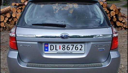 TEST: Røff Subaru med dieselmotor