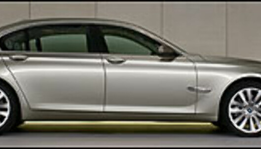 BMWs nye luksusbil vist