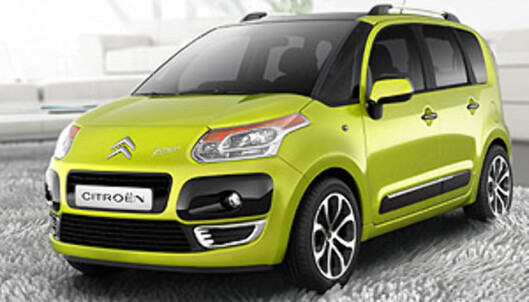 Citroën på fleksibil-tronen