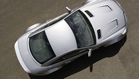 Fantastisk superbil fra Mercedes