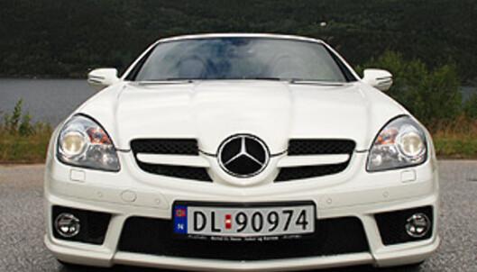TEST: Leken sommerbil fra Mercedes